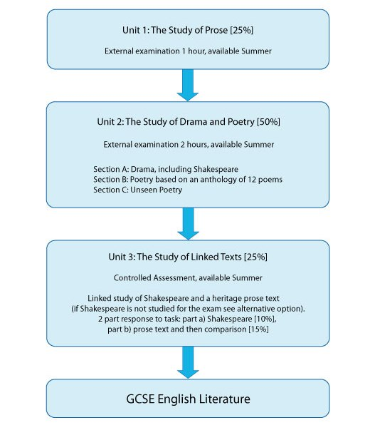 11. Overview GCSE Literature