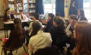 Debate - The Boy in the Striped Pyjamas 2016