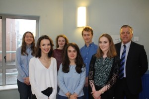 Pupils who achieved a magnificent 4A*/A grades in the recent 2016 A level exams
