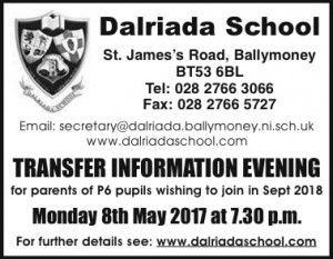 P6 information evening ad 2017